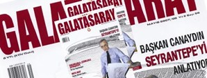 Galatasaray Dergisi 56. Sayı İçeriği