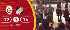 Galatasaray Odeabank 72–76 Tofaş
