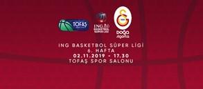 Maça Doğru | TOFAŞ - Galatasaray Doğa Sigorta
