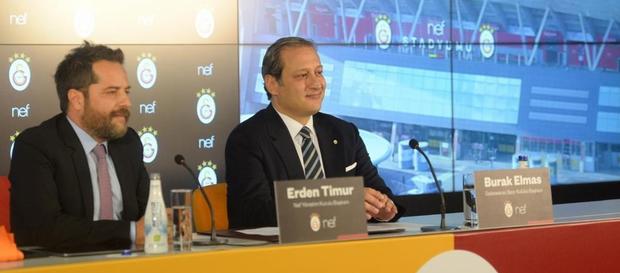 Kulübümüz ve Nef arasındaki stadyum isim sponsorluğu anlaşmasının basın lansmanı gerçekleştirildi