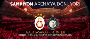 FC Inter Dostluk Maçı Biletleri Genel Satışta