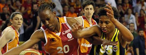 Play-Off | Maça Doğru: Galatasaray Odeabank - Fenerbahçe