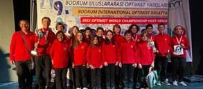 Galatasaray Yelken BIOR Yarışları'nda kürsüde!