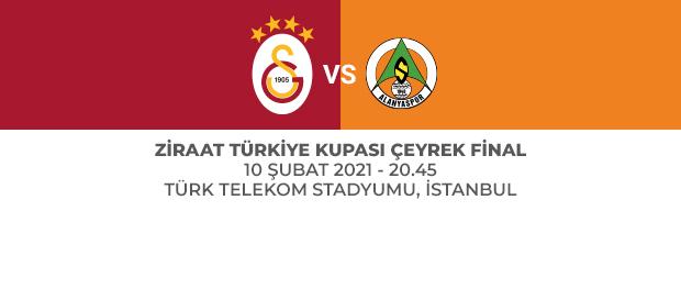 Maça Doğru | Galatasaray - Aytemiz Alanyaspor