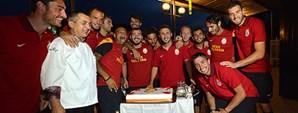 Bled Kampında Sabri Sarıoğlu'nun Doğum Günü Kutlandı