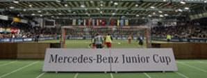 U18 Takımımız Mercedes-Benz Junior Cup'a Katılacak