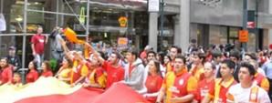 Galatasaray USA'den Örnek Davranış