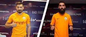 Şener Özbayraklı ve Jimmy Durmaz sağlık kontrolünden geçti