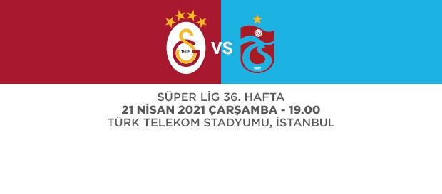 Maça Doğru | Galatasaray - Trabzonspor