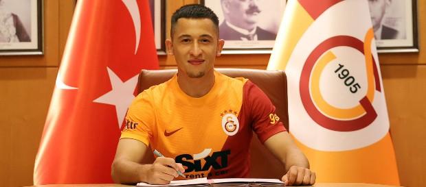 Olimpiu Vasile Moruţan Galatasaray'da!