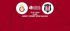 Maça doğru   Galatasaray – Beşiktaş