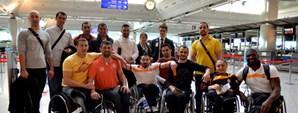 Engelsiz Aslanlar İtalya'da Özel Turnuvaya Katılıyor