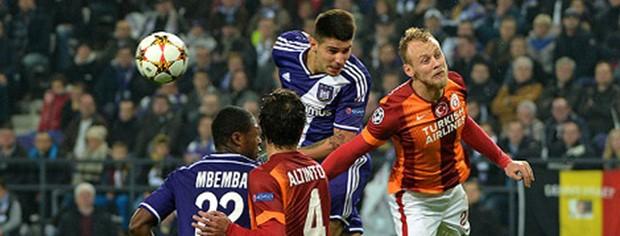 Anderlecht 2-0 Galatasaray