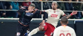 Aytemiz Alanyaspor 2-0 Galatasaray