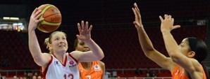 Galatasaray 70 - UMMC Ekaterinburg 71