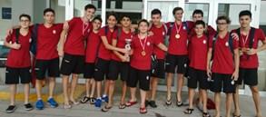 U14 sutopu takımımız namağlup şampiyon