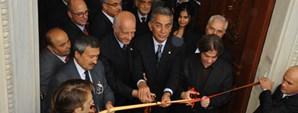 Galatasaray Üniversitesi Kültür ve Sanat Merkezi Açıldı