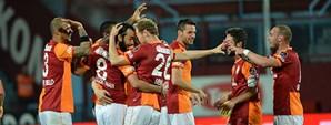 Trabzonspor 1 - 4 Galatasaray