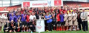 2013 Emirates Cup'ta Şampiyon Galatasaray