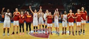 Galatasaray 66–57 UMMC Ekaterinburg