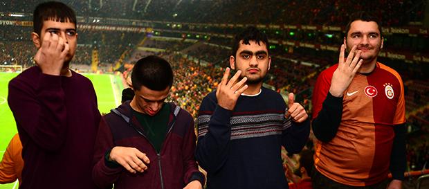 Galatasaray'ın özel misafirleri