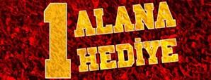 Galatasaray Store'dan Bir Alana Bir Hediye Kampanyası