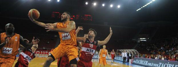 Galatasaray Liv Hospital 86-69 Eskişehir Basket