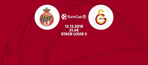 Maça doğru | AS Monaco - Galatasaray