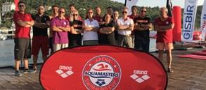 Masterlar Yaz Yüzme Şampiyonası'nda dereceler