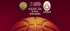 Maça doğru | Yeşilgiresun Belediyespor – Galatasaray Odeabank