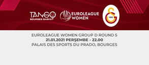 Maça Doğru | Bourges Basket - Galatasaray