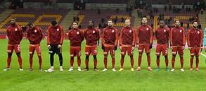 Maça doğru   Galatasaray-Tuzlaspor