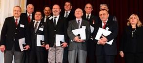 Galatasaray Lisesi'nde madalya ve berat töreni gerçekleşti