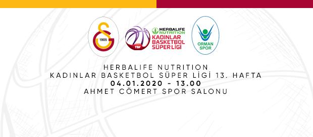Maça Doğru | Galatasaray - OGM Ormanspor