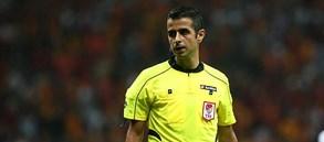 Atiker Konyaspor maçının hakemi Mete Kalkavan