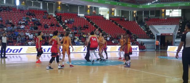 Kayseri Basketbol 83-77 Galatasaray
