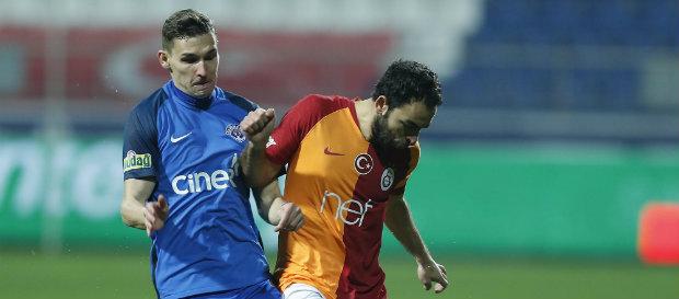 """""""Galatasaray'ın olduğu yerde her zaman umut vardır"""""""
