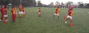 Karaman Galatasaray Futbol Okulu Açıldı