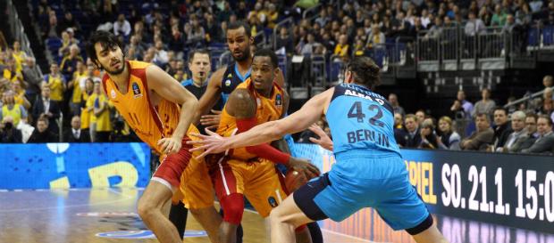 ALBA Berlin 95–62 Galatasaray Odeabank