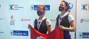 Mervenur Uslu Dünya Şampiyonu