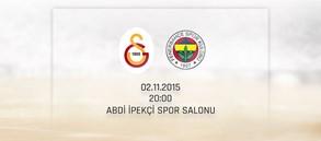 Maça Doğru: Galatasaray Odeabank - Fenerbahçe