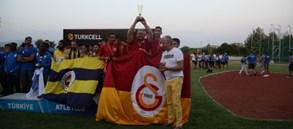 Türkiye Atletizm Süper Lig üçüncüsü Galatasaray