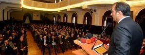 Ocak Ayı Divan Toplantısı Yapıldı