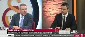 Ömer Yalçınkaya GSTV'nin konuğu oldu