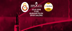 Maça doğru | Galatasaray - Vakıfbank