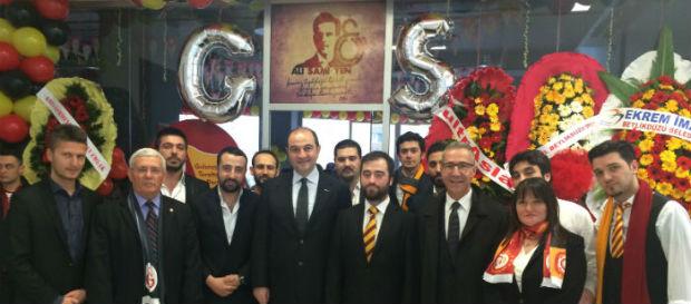 Beylikdüzü Galatasaray Taraftarlar Derneği Açıldı