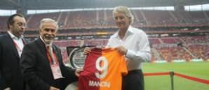 Roberto Mancini 442 Gün Sonra Arena'da
