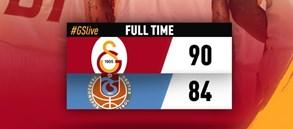 Galatasaray Odeabank 90–84 Trabzonspor MP