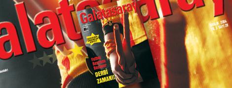 Galatasaray Dergisi 28. Sayı İçeriği