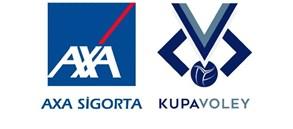 Axa Sigorta Kupa Voley Kadınlar Yarı Final ve Final programı açıklandı